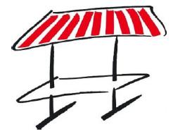Rommelmarkt Thuis In Overdie 24 November Van 10:00-15:00