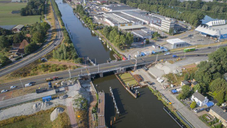 60027178leeghwaterbrug In N242 Half Jaar Later Opgeleverd
